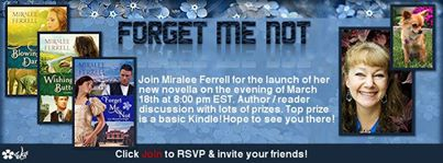 Forget Me Not Launch Party