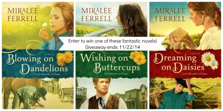 Love Blossoms in Oregon- Enter to win