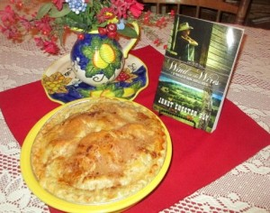 Recipe Pearl RhubarbApplePie1