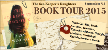 Lisa Wingate Book Tour 2015