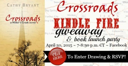 CROSSROADS Kindle Giveaway