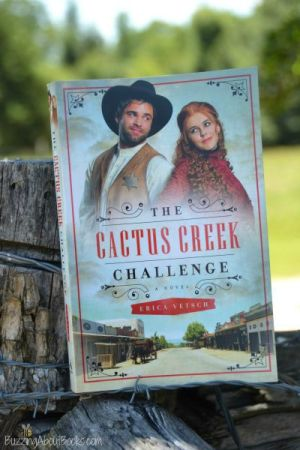 The Cactus Creek Challenge- Cover