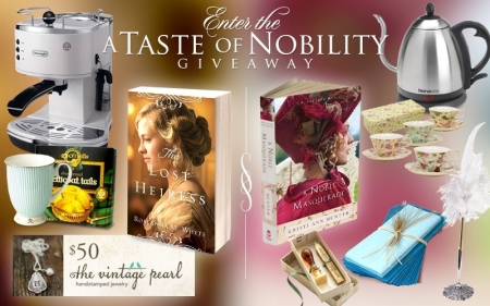 A Taste of Nobility Giveaway