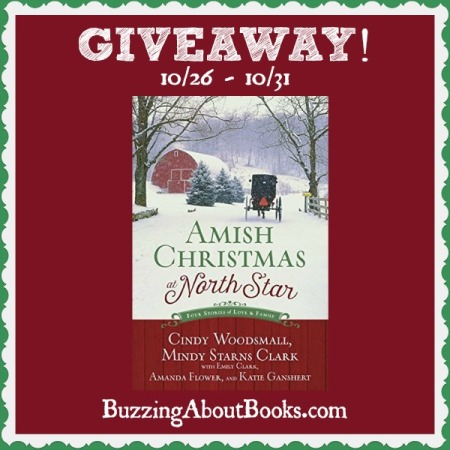Giveaway- Amish Christmas at North Star