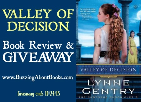 Giveaway- ValleyofDecision