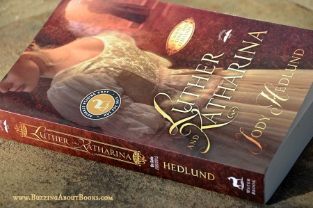Luther and Katharina by Jody Hedlund