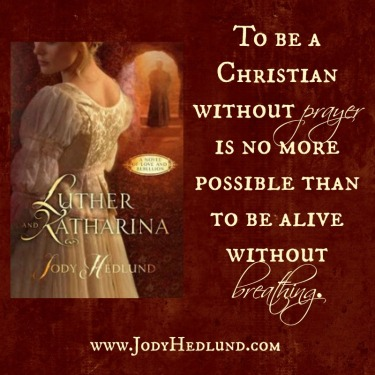 Luther and Katharina quote- Britney Adams