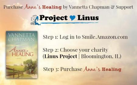 Anna's Healing & Project Linus