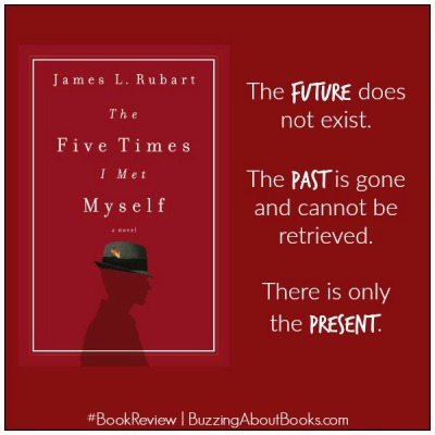 Review Graphic- The Five Times I Met Myself
