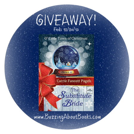 Giveaway- The Substitute Bride