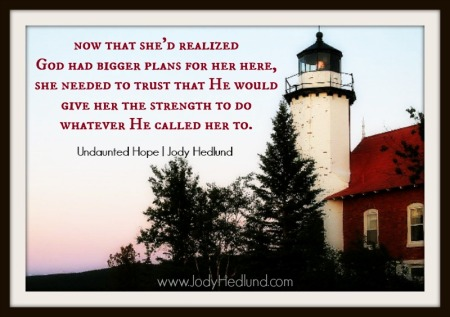 Quote- Undaunted Hope