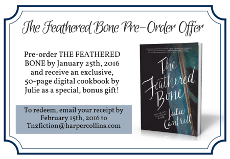The Feathered Bone Pre-Order Offer
