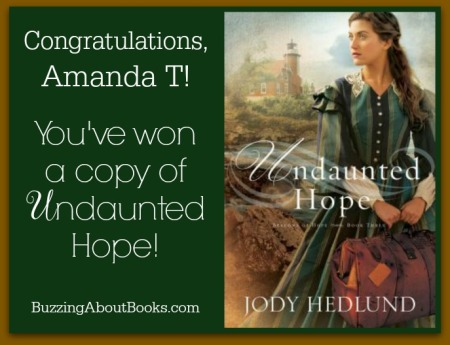 Winner- Undaunted Hope