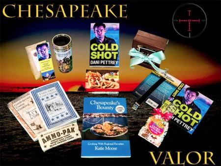 chesapeake valor prize pack