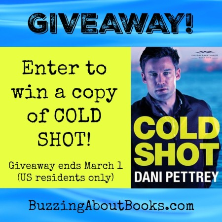 Giveaway- Cold Shot