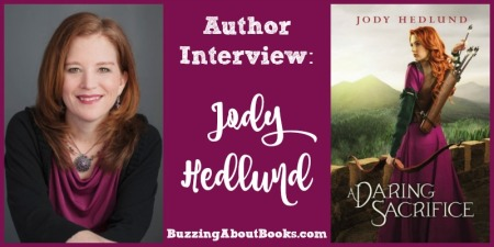Author Interview- Jody Hedlund (2)