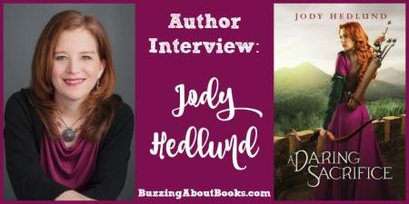 Author Interview- Jody Hedlund (2)