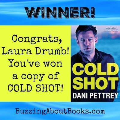 Giveaway winner- Cold Shot