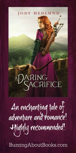Graphic- A Daring Sacrifice by Jody Hedlund