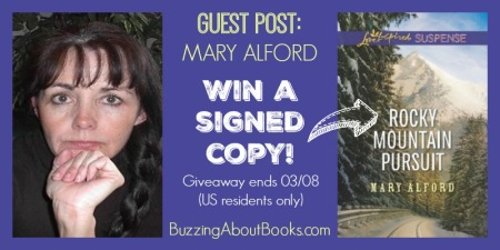 Guest Post- Mary Alford