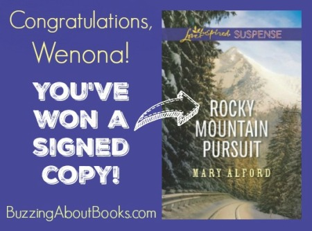 Winner- Rocky Mountain Pursuit