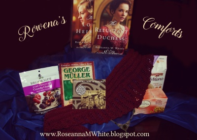 The Reluctant Duchess giveaway