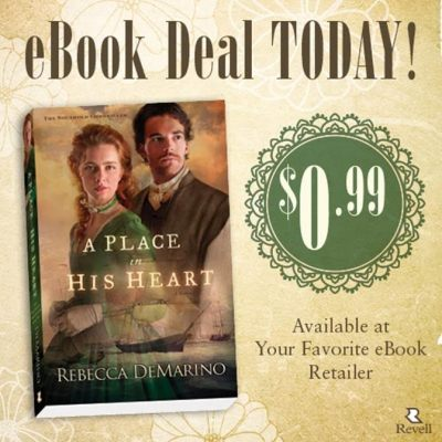 A Place in His Heart Promo