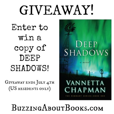 Giveaway- Deep Shadows
