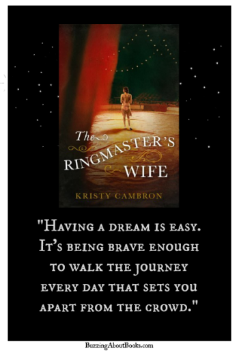 Quote- The Ringmaster's Wife